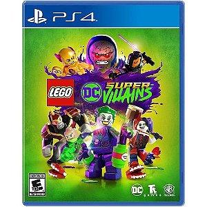 PS4 Lego DC Super Villains [USADO]