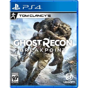PS4 Ghost Recon Breakpoint [USADO]
