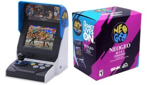 Console Neogeo Mini Snk 40th Anniversary