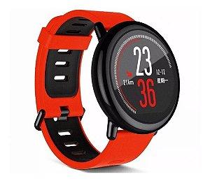 Relógio Smartwatch Xiaomi Amazfit PACE Red Sport