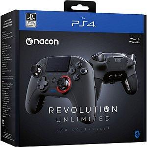 PS4 Pro Controller Nacon Revolution Unlimited Edition Black