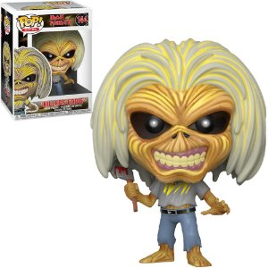 Funko Pop Iron Maiden Killers Eddie 144