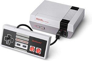 Nintendo NES Classic Edition 1 Controle e 30 jogos