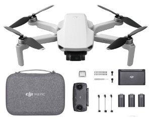 DJI Drone Mavic Mini Combo Fly More