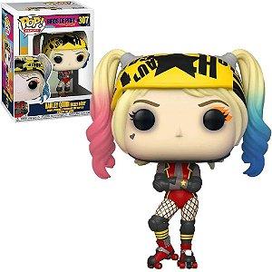Funko Pop Harley Quinn Roller Derby 307
