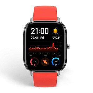 Relógio Smartwatch Xiaomi Amazfit GTS A1914 Vermillion Orange