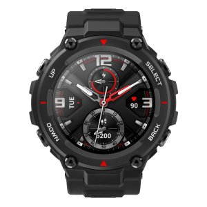 Relógio Smartwatch Xiaomi Amazfit T-Rex Rock Black A1919