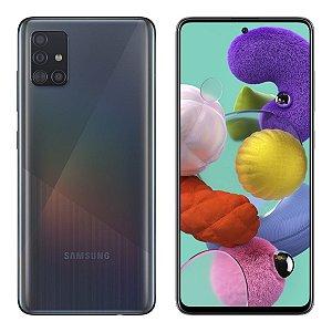 Celular Samsung Galaxy Preto A51 128gb