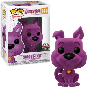 Funko Pop Scooby-Doo Flocked Special Edition 149