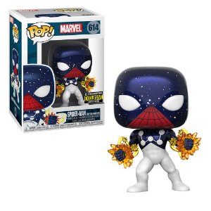 Funko Pop Spider-Man (Captain Universe) Special Edition 614