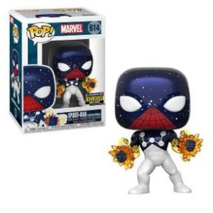 Funko Pop Spider-Man (Captain Universe) Special Edition 614