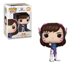 Funko Pop Overwatch D.VA - Diamond Collection - Special Edition 491