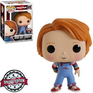 Funko Pop Child's Play 2 - Good Guy Chucky Special Edition 829
