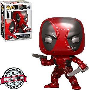 Funko Pop Marvel:80 Years Deadpool Special Edition 590