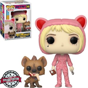Funko Pop  Harley Quinn Broken Hearted 310