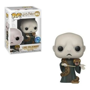 Funko Pop Harry Potter 6 Lord Voldemort Nagini 85