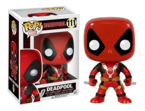 Funko Pop Marvel Deadpool 111