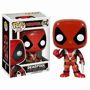 Funko Pop Marvel Deadpool 112