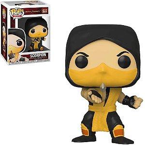 Funko Pop Mortal Kombat XI Scorpion 537
