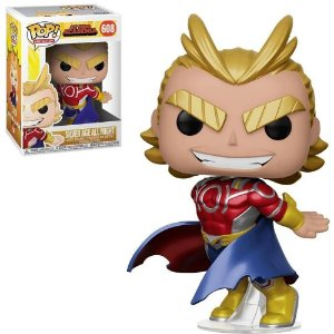Funko Pop My Hero Academia S3 All Silver Age All Might 608