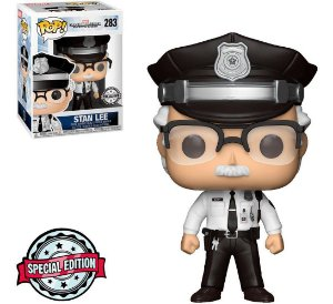Funko Pop Marvel Stan Lee Security Guard 283