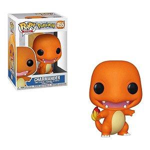 Funko Pop Pokémon Charmander 455