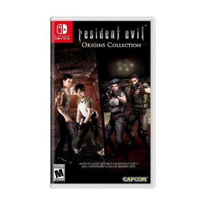 Switch Resident Evil Origins Collection