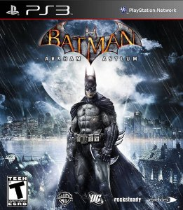 PS3 Batman: Arkham Asylum [USADO]