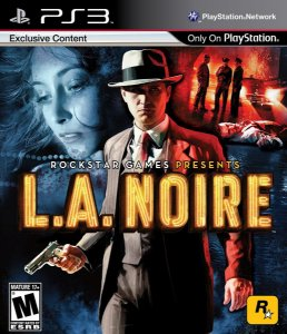 PS3 L.A. Noire [USADO]