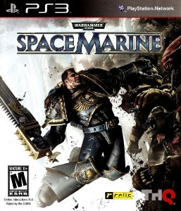 PS3 Warhammer 40.000 Space Marine [USADO]