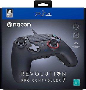 PS4 Pro Controller Revolution Nacon 3