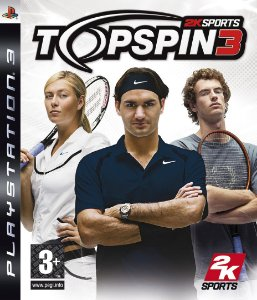 PS3 Top Spin 3 [USADO]