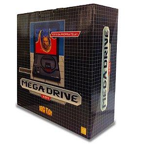 Console Mega Drive +Joystick + Cartão SD com 22 Jogos Tec Toy
