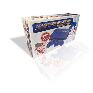 Master System Evolution + 132 jogos Tec Toy