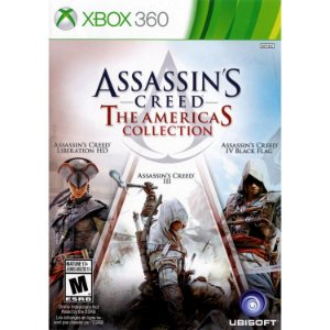 Xbox 360 Assassin's Creed: America's Collection