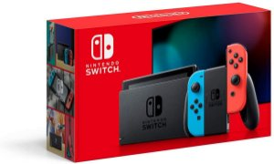 Nintendo New Switch Neon