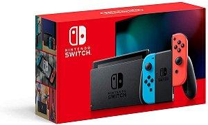 Nintendo New Switch Neon