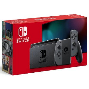 Nintendo New Switch Cinza