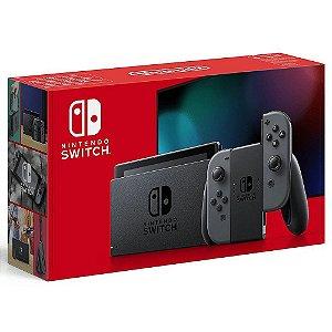 Nintendo New Switch Cinza