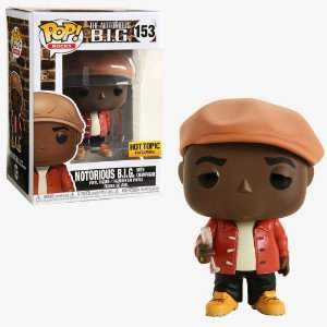 Funko Pop The Notorious B.I.G. c/ Champagne 153