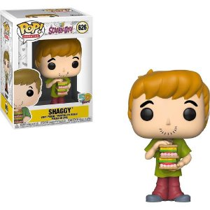 Funko Pop Scooby-Doo 2 Shaggy (Salsicha) 626
