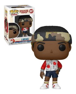 Funko Pop Stranger Things S3 Lucas 807