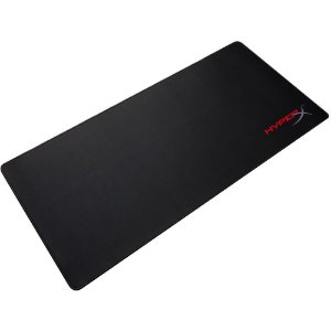 Mousepad Gamer HyperX Fury S, HX-MPFS-S-XL KingSton Preto e Vermelho