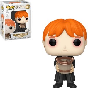 Funko Pop Harry Potter 6 Ron Weasley w/ Puking Slugs 114