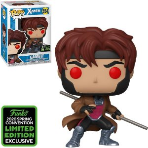 Funko Pop X-Men Gambit 554