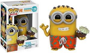 Funko Pop Minions Paradise Phil 120