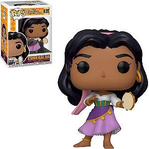 Funko Pop Disney HunchBack Notre Dame Esmeralda 635