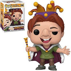 Funko Pop Disney HunchBack Notre Dame Quasimodo w/ Fool 634
