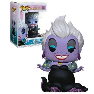 Funko Pop! Disney: The Little Mermaid - Ursula 568