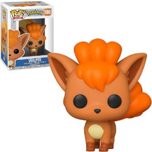 Funko Pop! Games: Pokemon - Vulpix 580